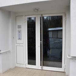 Porte sécurisée installée à Montbéliard