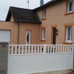 Pose des fenêtres, porte d'entrée, porte de garage, portail et clôture